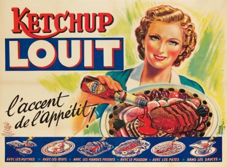 Ketchup - Louit