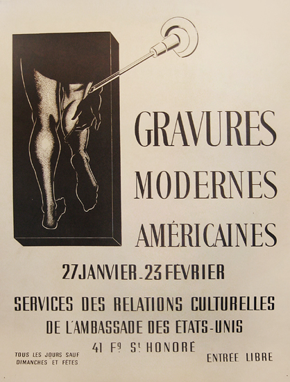 Grauvures Modernes Americaines