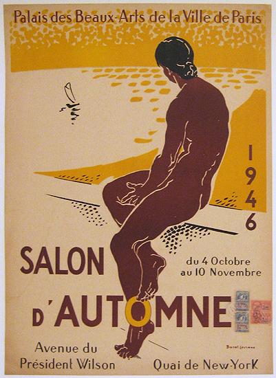 Salon D'Automne (Nude)