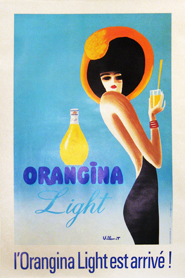 Orangina Light