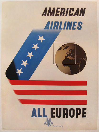 American Airlines All Europe