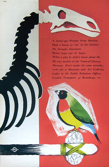 Nyc Museum Of Natural History Poster