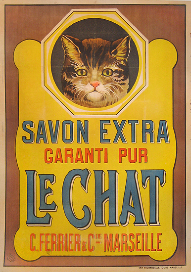 Le Chat Savon Extra