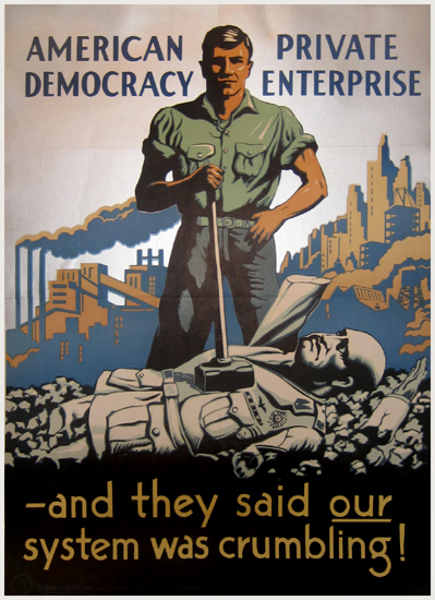 American Democracy Private Enterprise