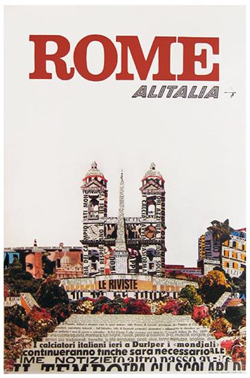 Alitalia - Rome