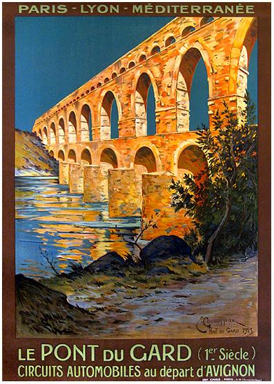 Le Pont du Gard PLM