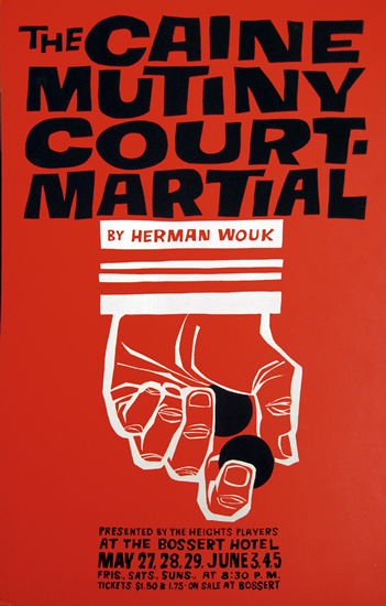 The Caine Mutiny Court Martial