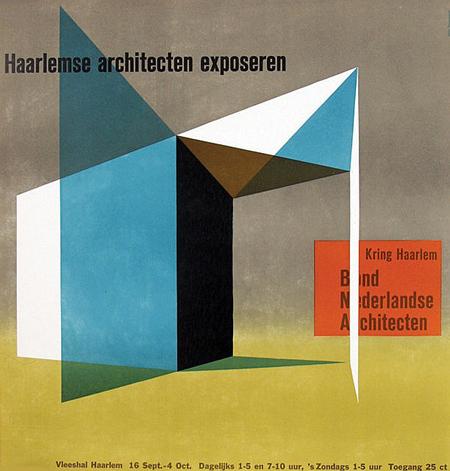 Haarlemse architecten exposeren