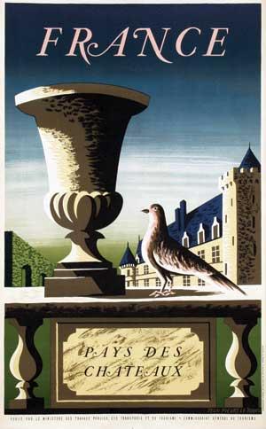 France Pays des Chateaux (Dove)