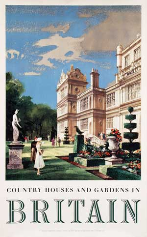 Country Houses and Gardens in Britain