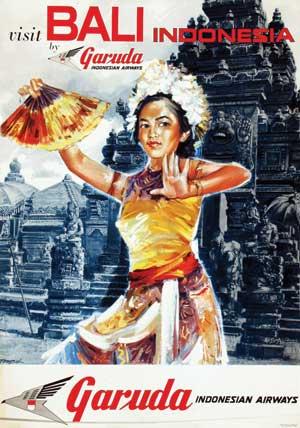 Visit Bali by Garuda Indonesia