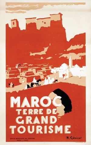 Maroc Terre de Grand Tourisme