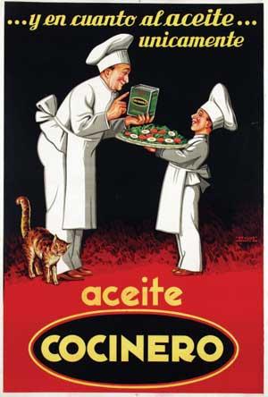 Aceite Cocinero