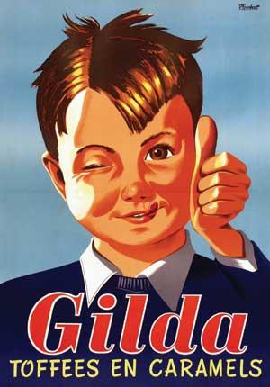 Gilda Toffees en Caramels