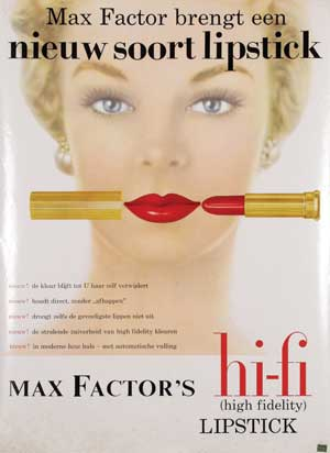 Max Factor High Fidelity Lipstick