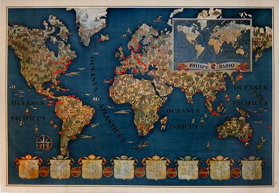 Philips Radio Map