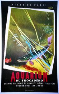 The Trocadero Aquarium
