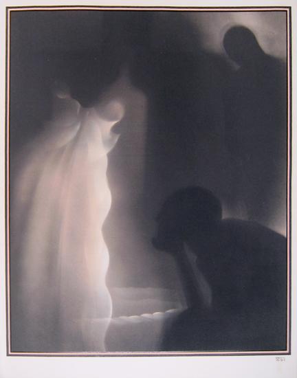 Nicolas - Rose et Noir (Crib Scene)