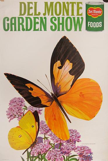 Del Monte Garden Show  (2 Butterflies)
