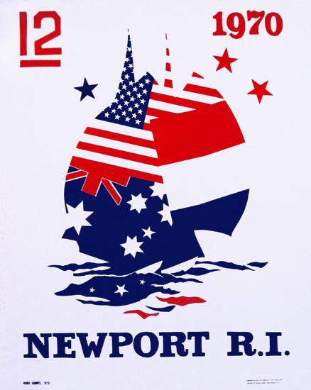 Newport Rhode Island 1970 (America's Cup)