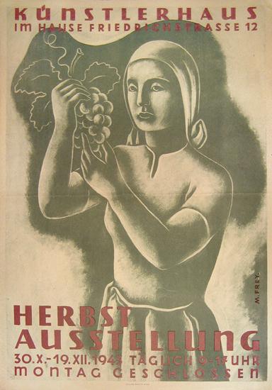 Kunstlerhaus Herbst Ausstellung