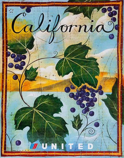 United Illustrators Series- California