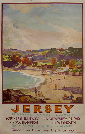 Jersey  Southern Railway