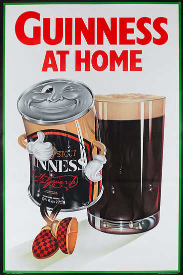 Guinness at Home (Can Man)