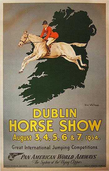 Dublin Horse Show Pan Am
