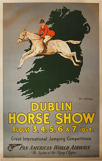 Dublin Horse Show Pan Am