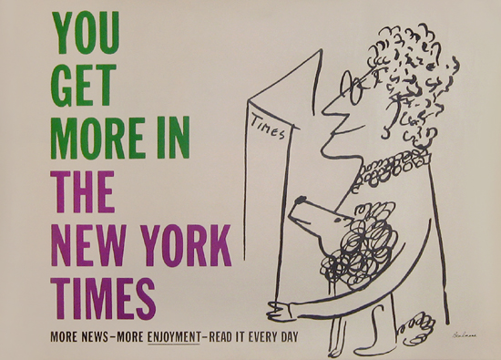 New York Times, You Get More (Dog)