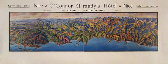 Nice - O'Connor Giraudy's Hotel