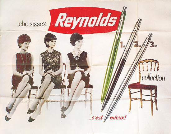 Reynolds (Pens)