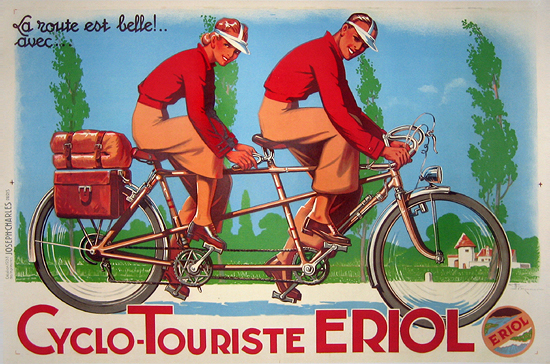 Cyclo Touriste Eriol