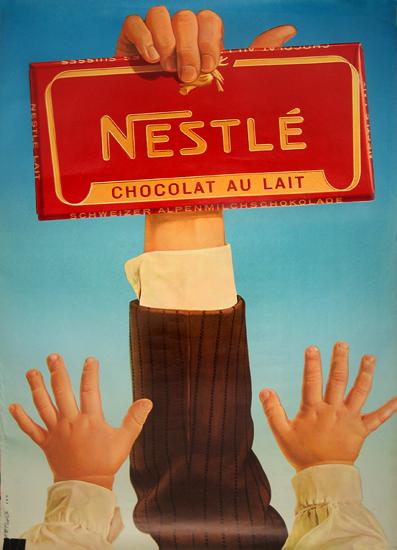 Nestle Chocolat Au Lait