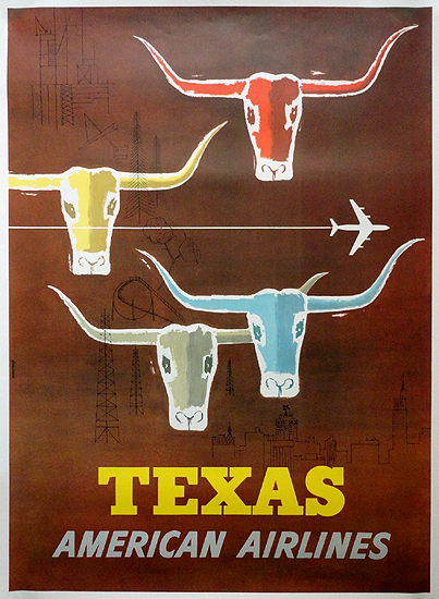 American Airlines Texas (Longhorns)