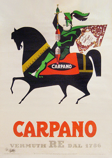 Carpano Punt e Mes (Knight)