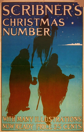Scribner's Christmas Number (Three Kings of Orient Night)