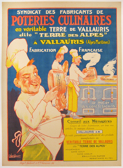 Poteries Culinaires