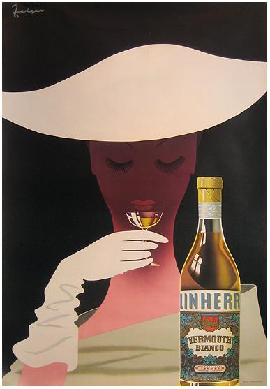 Aperitif Vermouth Bianco Linherr