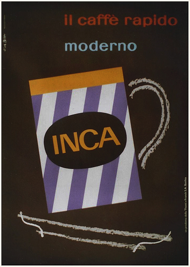 Inca il Caffe Rapido (Black)