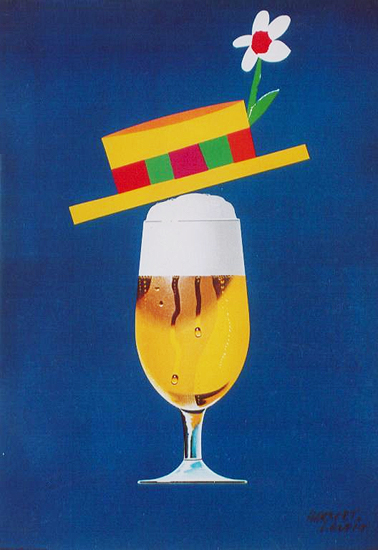 Beer with Hat