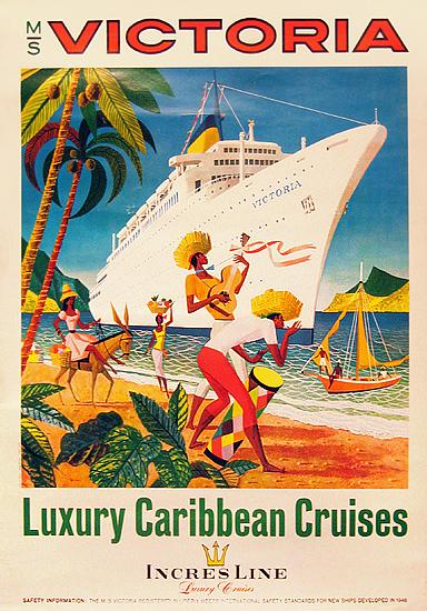 Victoria Luxury Caribbean Cruises