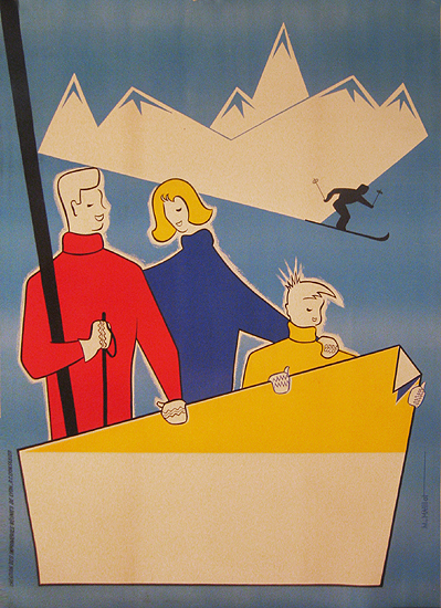 Ski Family (No Text)