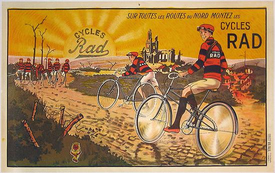 Rad Cycles