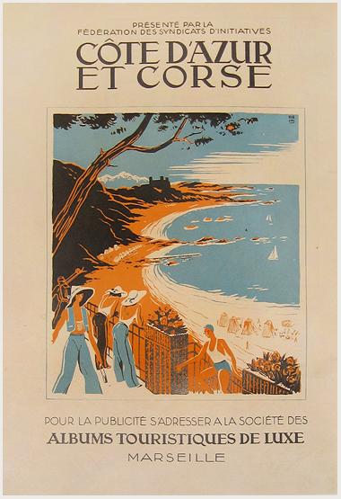 Cote D'Azur et Corse