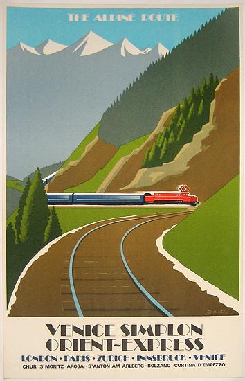 Venice Simplon Orient Express Alpine Route (Small)