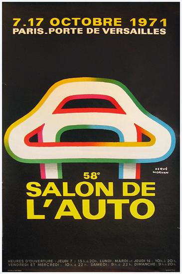 Salon de L'Auto 1971
