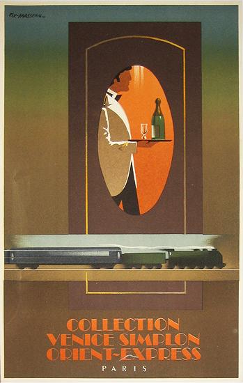 Venice Simplon Orient Express (Porter/ Small)