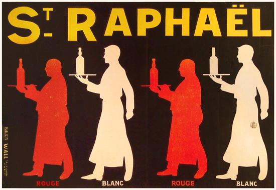 St. Raphael (Horizontal)